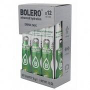 Bolero Pack de 12 Drinks Sticks Waldmeister 36 g