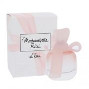 Nina Ricci Mademoiselle Ricci L´Eau 30Ml Per Donna (Eau De Toilette)