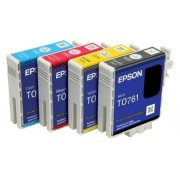 Tinteiro EPSON SP 7900/9900 PRETO MATTE 700 ml C13T636800