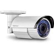 TRENDnet PoE-beveiligingscamera voor binnen en buiten, zilver