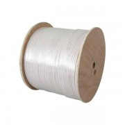 Venton Koax Sat Kabel Venton RG6Q-KU 130dB Kupfer 4fach HQ 500m Rolle Koaxialkabel