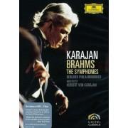 Karajan - Johannes Brahms - The Symphonies (0044007343869) (2 DVD)