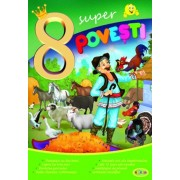 8 Super Povesti - Punguta Cu Doi Bani,...