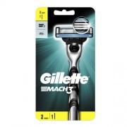Gillette Aparat de ras Mach3 + 2 rezervă lame