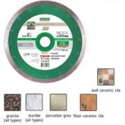 Disc Diamantat Premium pentru Granit,Marmura,Gresie D=200X25.4mm
