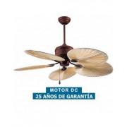 CasaFan Ventilador De Techo Casafan 9262901 Caribbean Dream Eco 137 Rustico