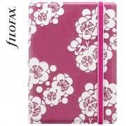 Filofax Notebook Impressions Pocket, Pink-Fehér
