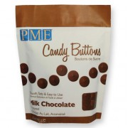 PME Candy Buttons Milk Chocolate 340g