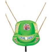 suraj baby green color plastic swing(jhula) for your kids se-sj-02