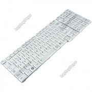 Tastatura Laptop Toshiba Satellite L583 Argintie