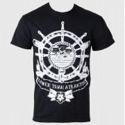 tricou stil metal bărbați Lower Than Atlantis - Sinking Ship - LIVE NATION - PE11678TSBP