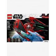 Lego 75240, TIE Fighter do Major Vonreg da Lego Star Wars preto escuro liso com motivo