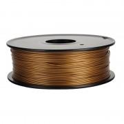 Filament pentru Imprimanta 3D 1.75 mm PLA 1 kg - Auriu