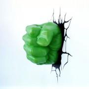 Luminária Pulso Hulk - 3D Light FX