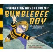 The Amazing Adventures of Bumblebee Boy, Hardcover