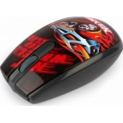 Mouse Modecom MC-320 Art Hot Wheeks 2 Negru