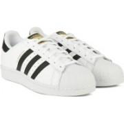 Adidas Originals SUPERSTAR Sneakers For Men(Black, White)