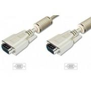 Cablu SVGA, 15tata-15tata, 3m Digitus