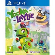Игра Yooka - Laylee за PlayStation 4