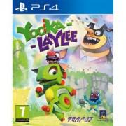 Игра Yooka - Laylee за PlayStation 4