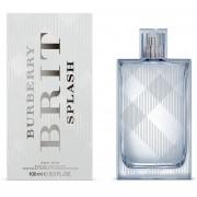 Burberry Brit Splash EDT 100ML Para Hombre