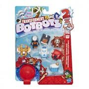 Transformers - Set 8 figurine BotBots Jock Squad