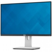 "Монитор 24.1"" (61.21 cm) Dell U2415, FULL HD, IPS панел, LED, 6ms, 2000000:1, 300 cd/m2, USB, HDMI, DisplayPort"