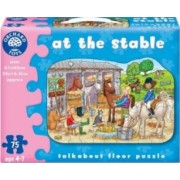 Puzzle Orchard Toys At The Stable