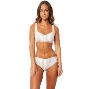 Zulu And Zephyr Border Bralette Bikini Stripe