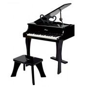 Hape International -E0320 Happy Grand Piano (Black)