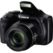 CANON SX540HS - Digitalkamera, 20MP, 50-fach Zoom, schwarz
