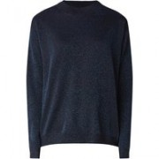 HUGO BOSS Funday pullover in wolblend met lurex