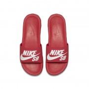 Claquette Nike SB Benassi Solarsoft pour Homme - Rouge