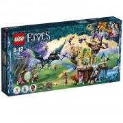 LEGO Elves vleermuisaanval bij de Elvenstar boom 41196