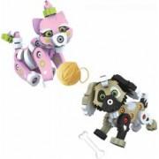 Set Puzzle Master 3D BLOCKS Catel si Pisica