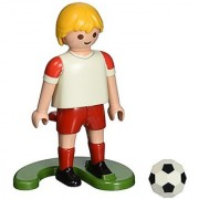 PLAYMOBIL Poland Soccer Player Toy