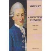 6 Sonatine vieneze pentru pian - Mozart