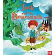 Jack and the Beanstalk: A Nosy Crow Fairy Tale, Hardcover/Nosy Crow