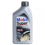 Mobil 1 SUPER 2000 X1 10W-40 1 Litre Can