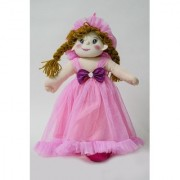 Baby Doll Girl Amaira Pink Color by Lovely Toys