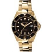 Gigandet Black7458 Gigandet Men's Automatic Pro Diver Watch Sea Ground Analog Stainless Steel 30atm Gold G2-004 Watch - For Men