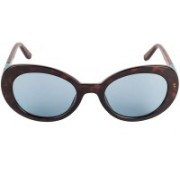 Guess Oval Sunglasses(Blue)