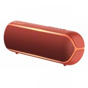 Boxa portabila Sony XB32 Extra Bass cu bluetooth si NFC Red