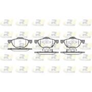 ROADHOUSE Pastillas De Freno & Juego De Pastillas De Freno HONDA 21068.02 45022SEAE01,45022SEAEZ1
