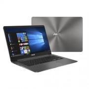 """ASUS Zenbook UX530UQ-FY005T Intel i5-7200U 15.6"""" FHD matný NV940MX/2GB 8GB 256GB SSD WL BT Cam W10 šedý"""