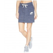Nike Sportswear Gym Vintage Skirt Thunder BlueSail