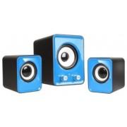 Boxe Tracer Omega, 2.1, USB (Negru/Albastru)