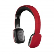 Casti audio cu banda Speed Bluetooth Hama, Rosu
