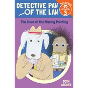 The Case of the Missing Painting (Detective Paw of the Law: Time to Read, Level 3), Paperback/Dosh Archer