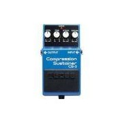 Pedal Compression Sustainer Cs3 Boss